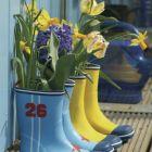 Rain Boot Bouquet