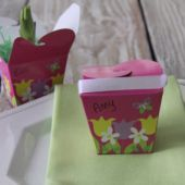 Bulb Place Setting - Lily in a Box