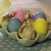More Easter Egg Bulbs