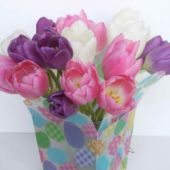 Easter 'To-Go' Vase