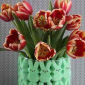 Easter Candy Vase