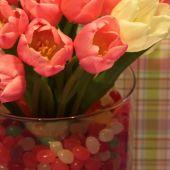 Easter Jellybeans Vase