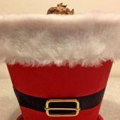 Santa's Hepler Amaryllis