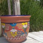 Ceramic Combination Planter